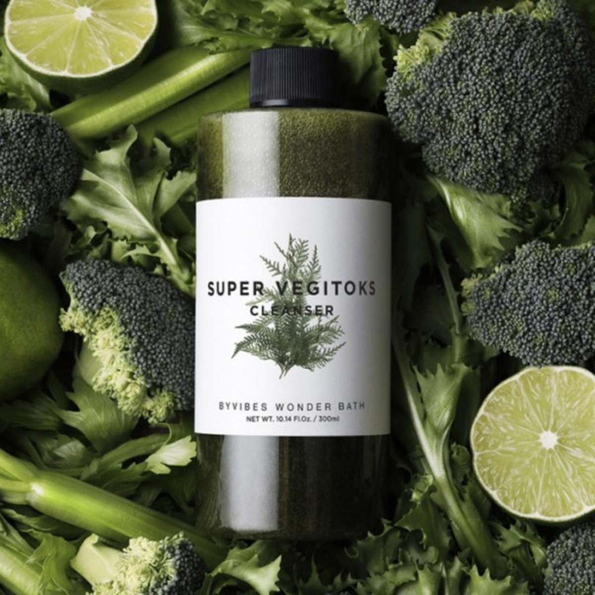 蔬菜潔面泡泡 (300ml)
