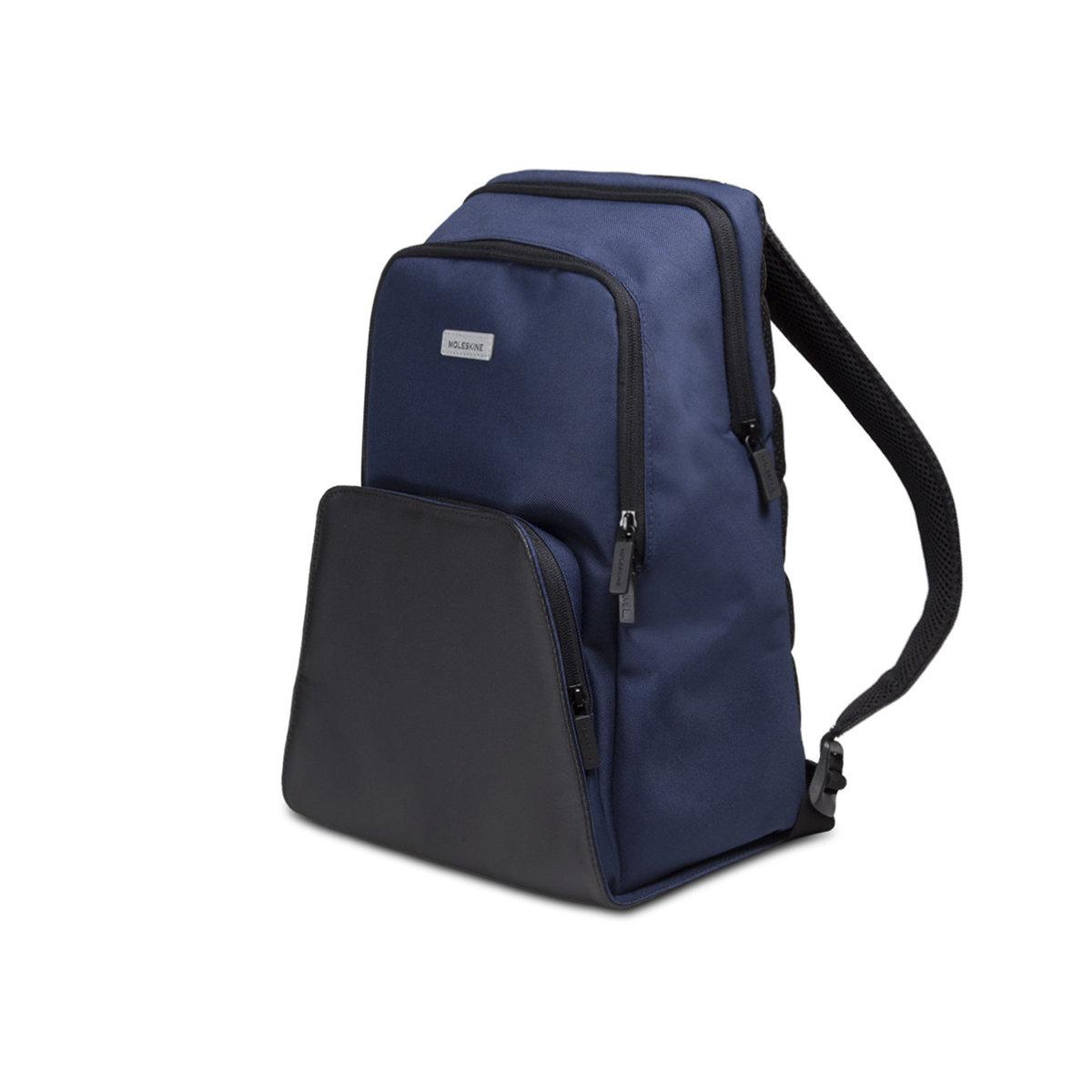 Moleskine NOMAD系列中型背包 藍色