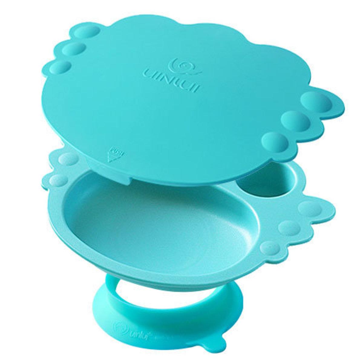 UINLUI (UL003) 吸盤分間碟 水藍色