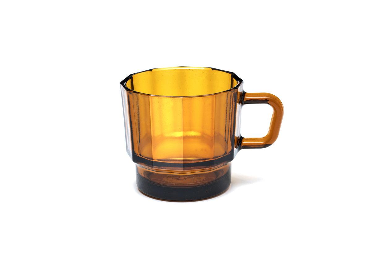 W Glass  玻璃杯