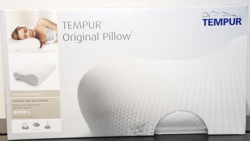Tempur - Ergonomic Support Original Pillow Queen L size