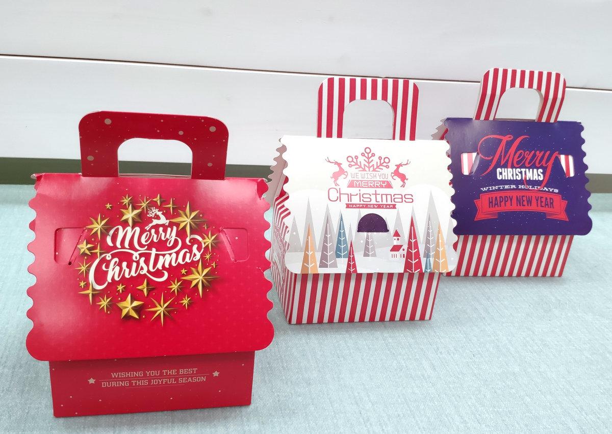 德國蜜糖熊仔軟糖-少甜 聖誕禮盒小屋款-買滿十盒送一盒