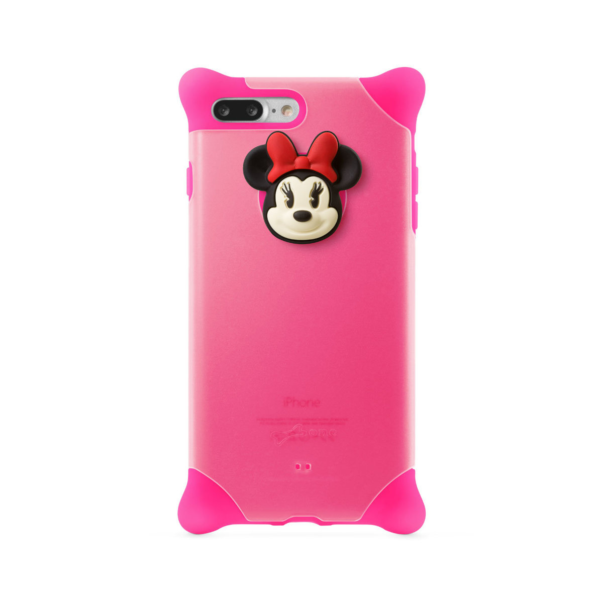 iPhone 8 Plus / 7 Plus Bubble - Minnie(Free Screen Protecter)