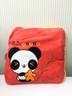 (Random colour) Panda air-con blanket