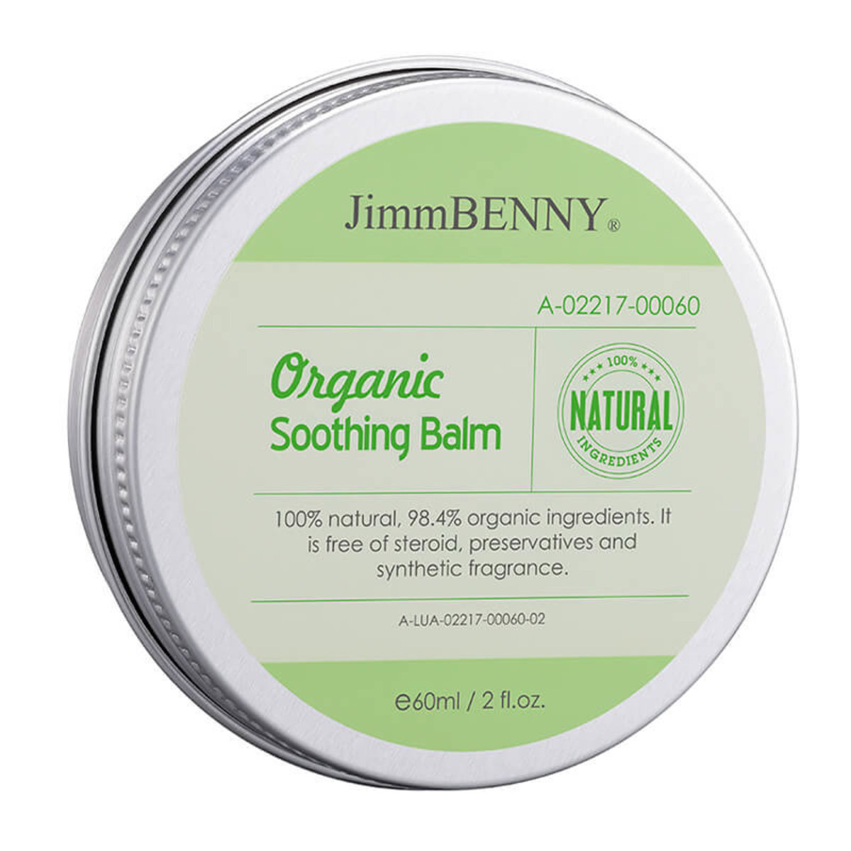 Organic Soothing Balm