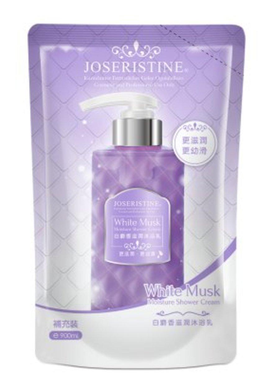 White Musk Moisture Shower Cream