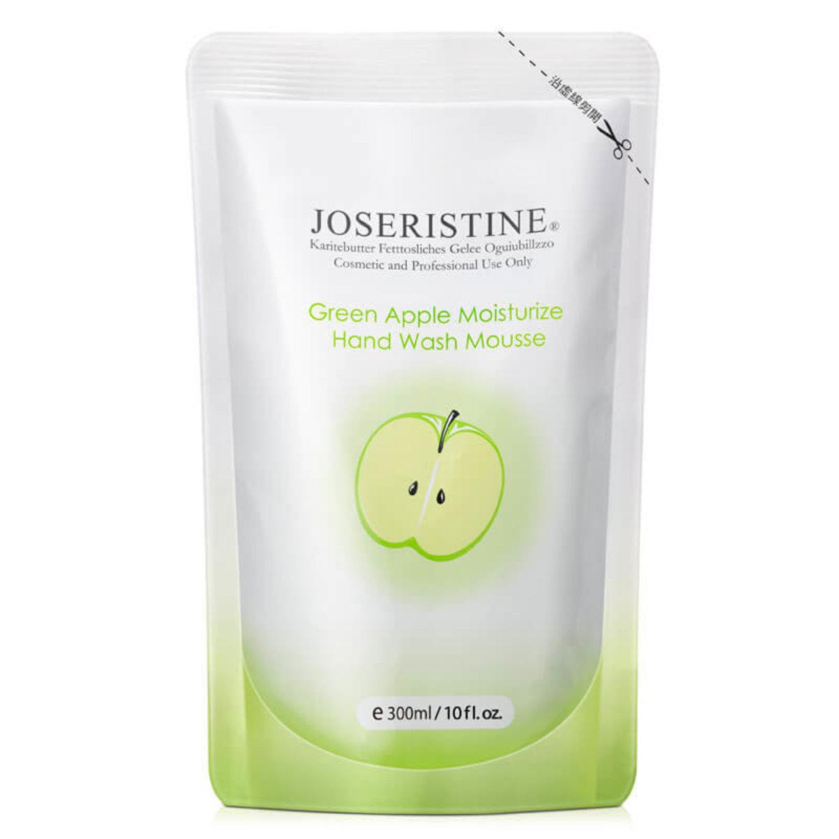 Green Apple Moisturizing Hand Wash Mousse (Refill)