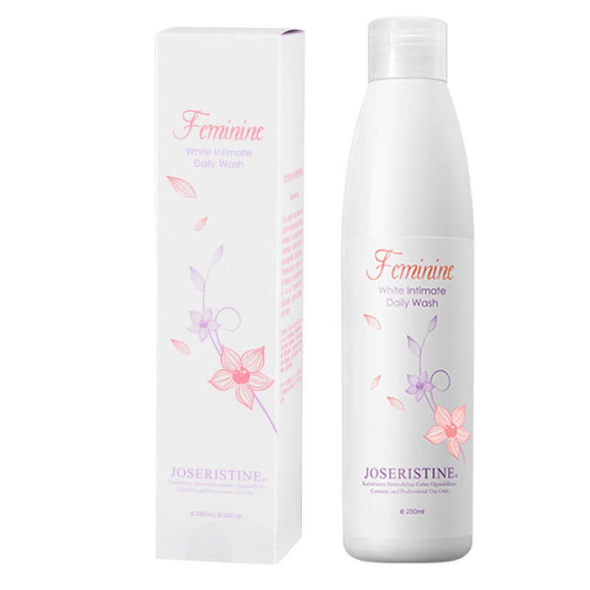 Feminine White Intimate Daily Wash