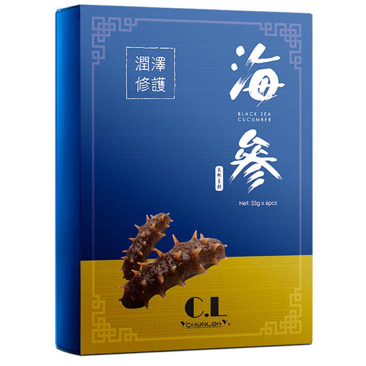 海參潤澤修護面膜(盒裝)