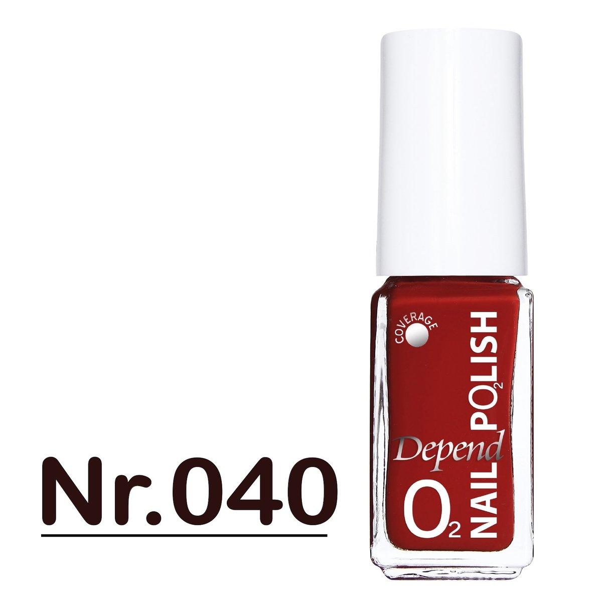 Nail Polish Oxygen A040