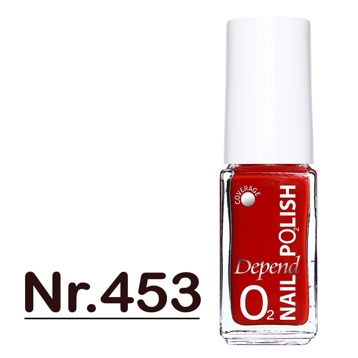 Nail Polish Oxygen A453
