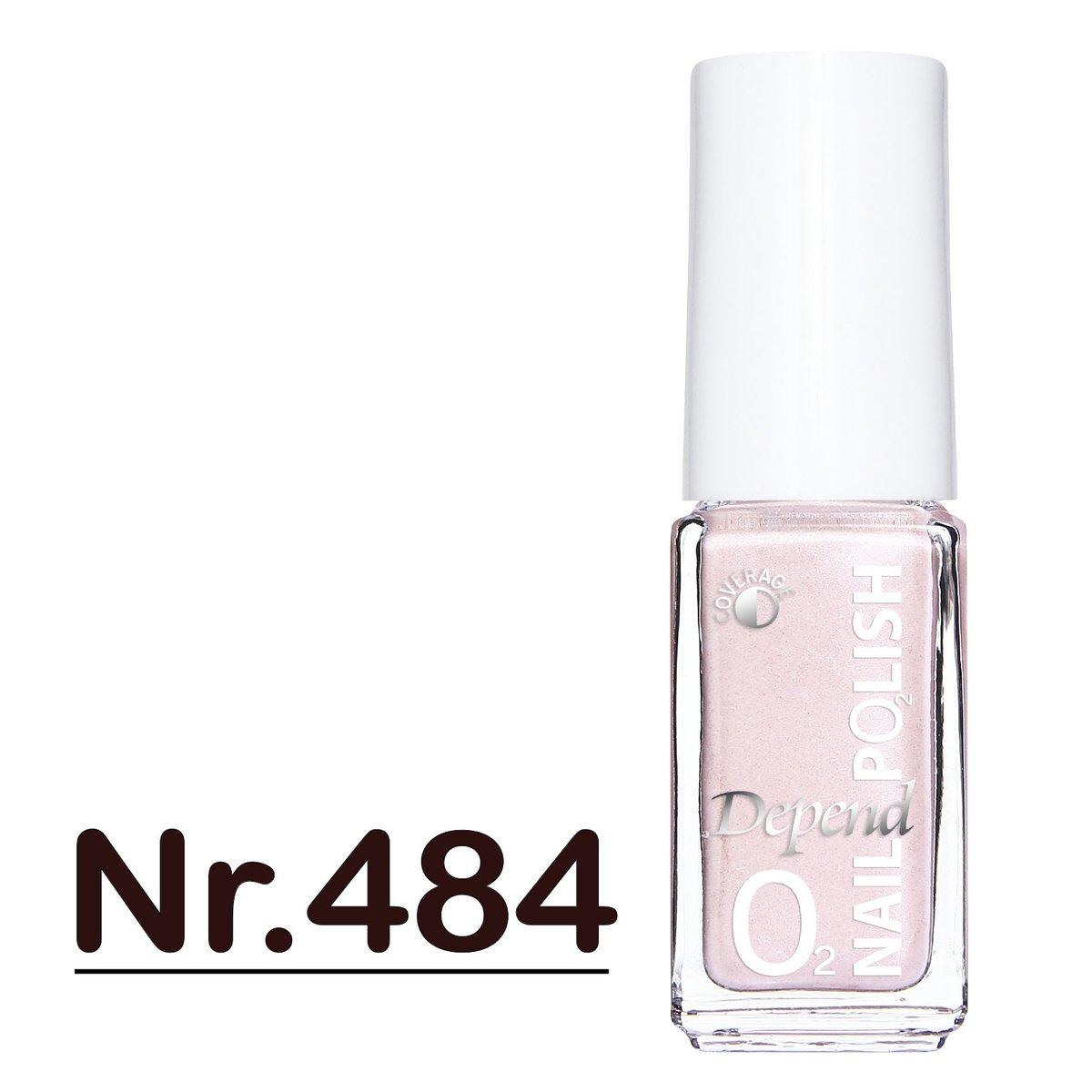 Nail Polish Oxygen A484