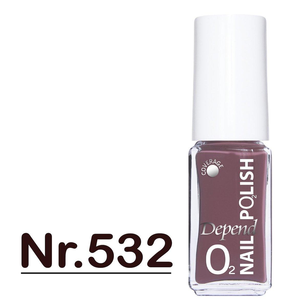 Nail Polish Oxygen A532