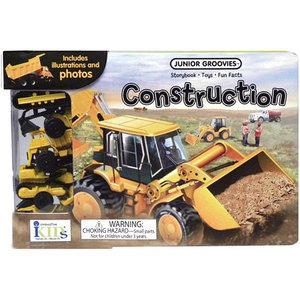 innovativeKids 玩具連圖書 - 建築工地