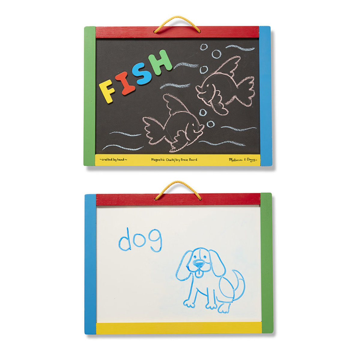 Magnetic Activities - Magnetic Chalk / Dry-Erase Board