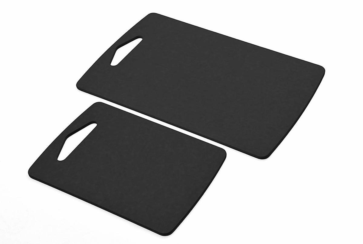 2件砧板套裝 (黑色) 平衡進口
