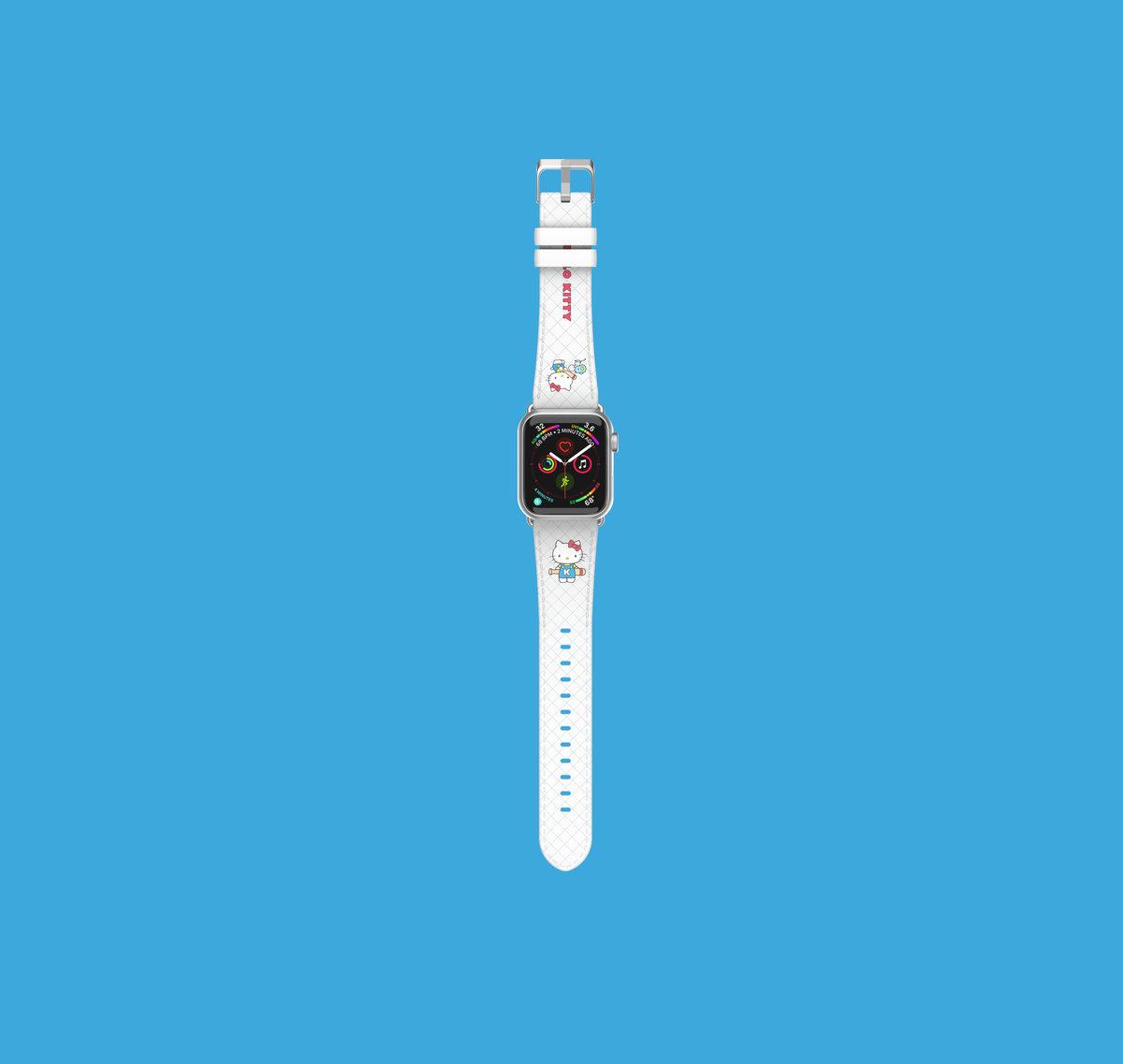 thecoopidea  聯乘 Sanrio - Hello Kitty Apple Watch 42mm/44mm 錶帶