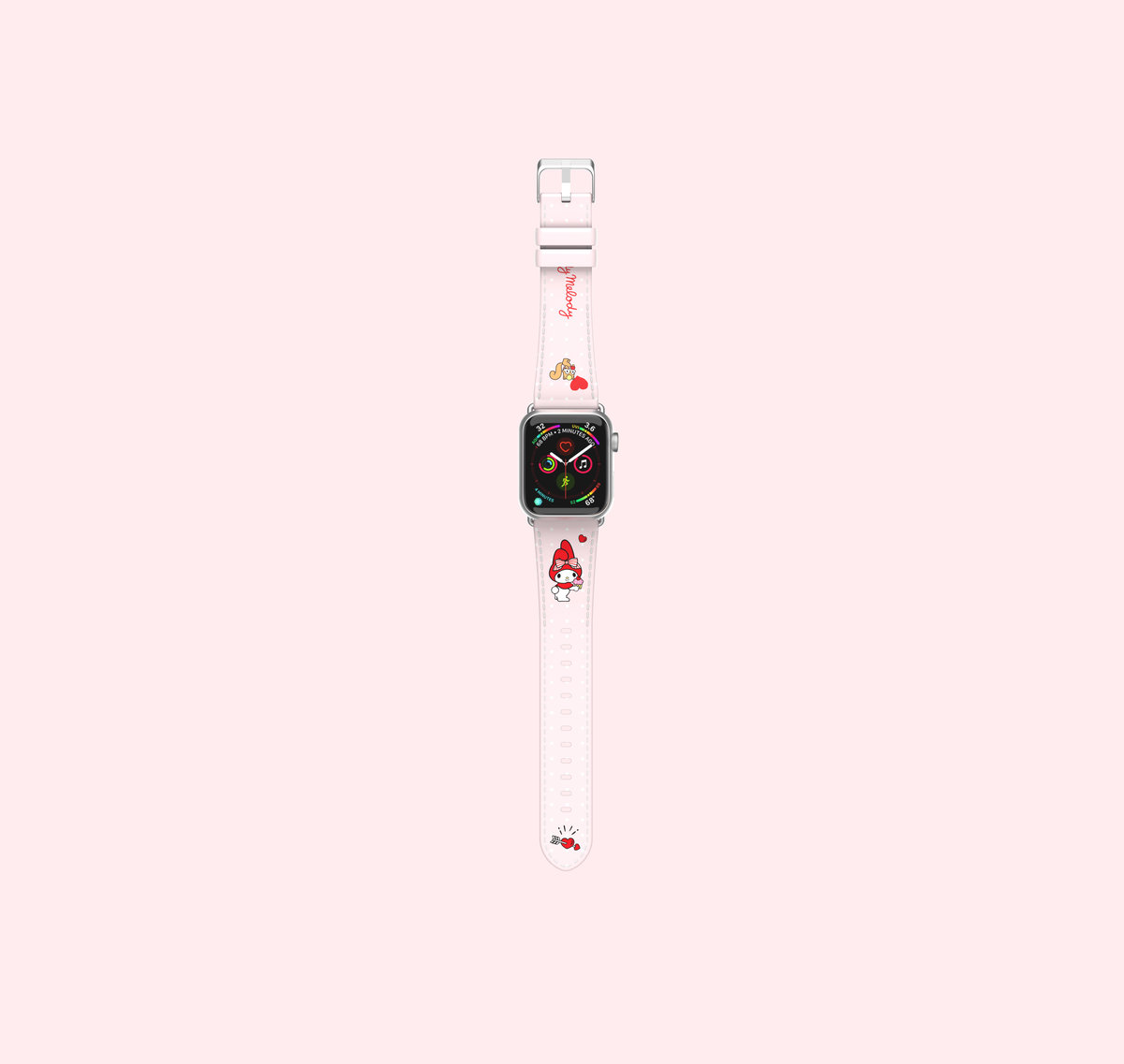 thecoopidea X Sanrio My Melody Apple Watch Strap 42mm/44mm
