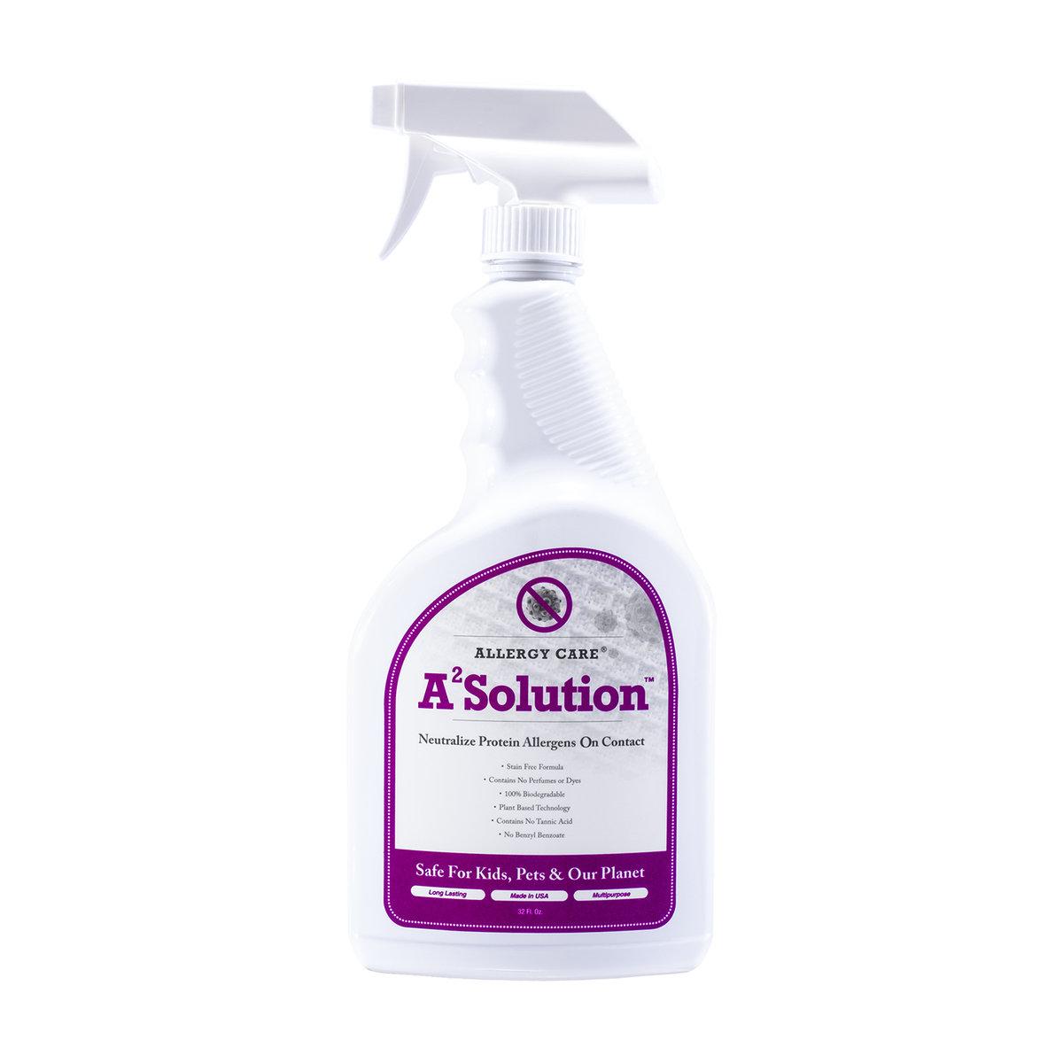 A²Solution Protein Allergen Neutralizer -32oz
