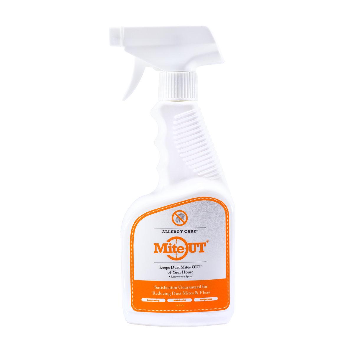 MiteOut Dust Mite Control Spray -16oz