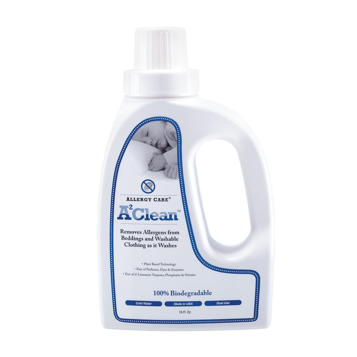 A²Clean Anti-Allergen Laundry Detergent -16oz
