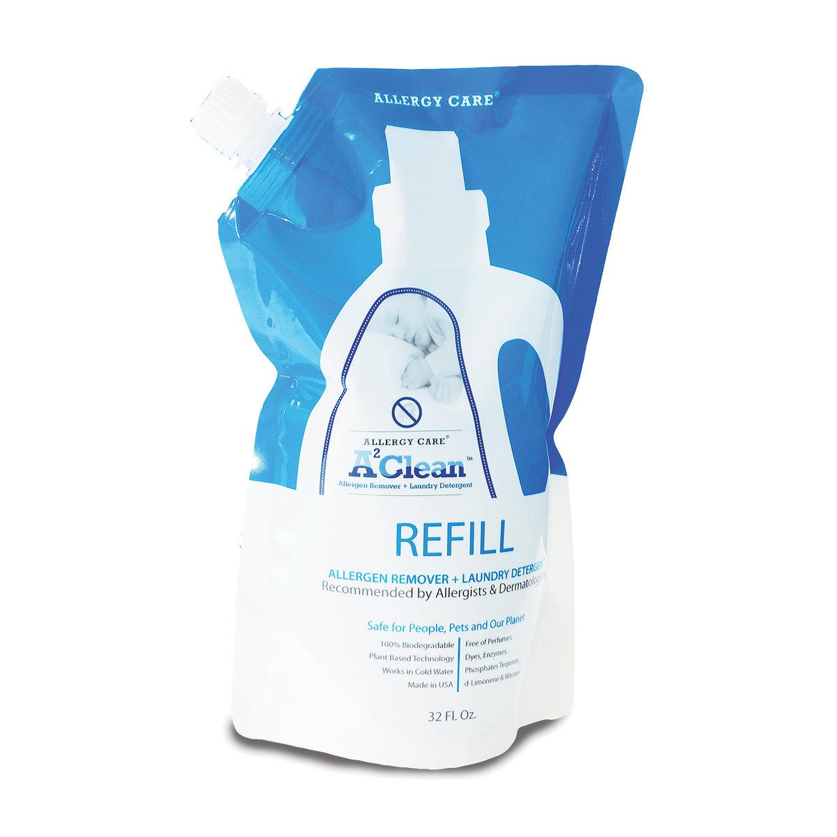 A²Clean Anti-Allergen Laundry Detergent -32oz