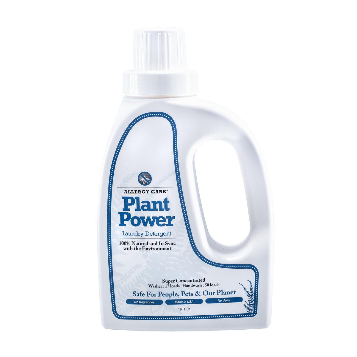 Plant Power Laundry Detergent-16oz