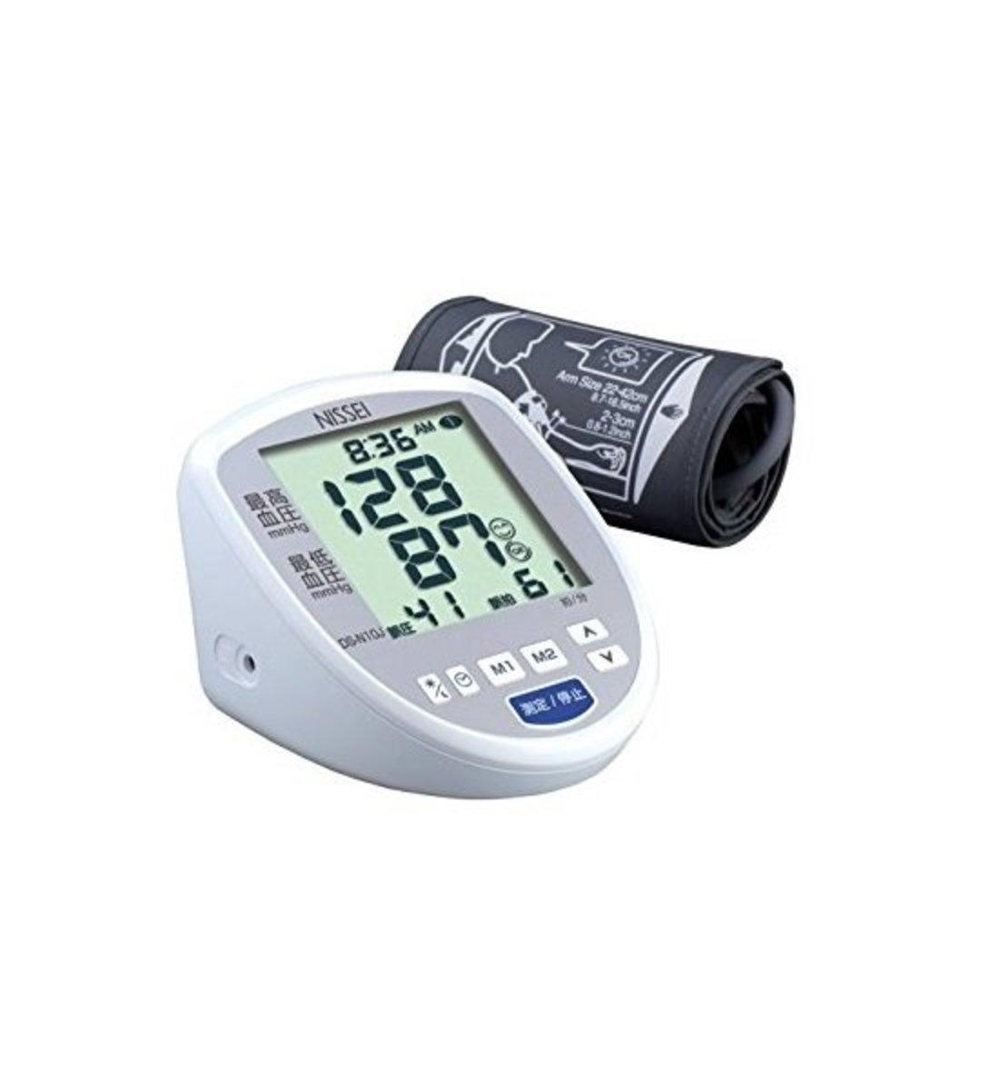 DS-N10J 上臂式血壓計 (日本制造)