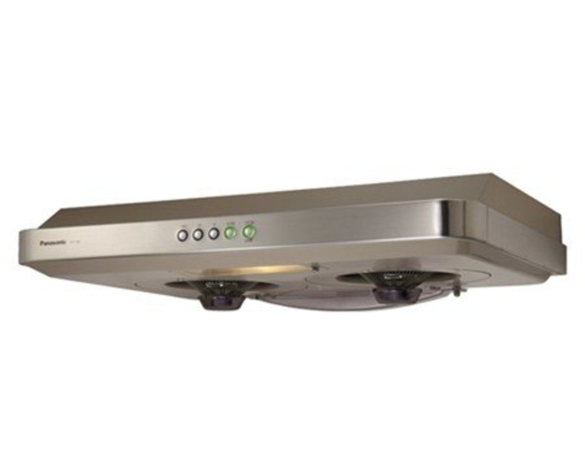 "FV-713N ""Sirocco"" Range Hood (Easy soft touch design) (LED lamp model) Champagne Gold"