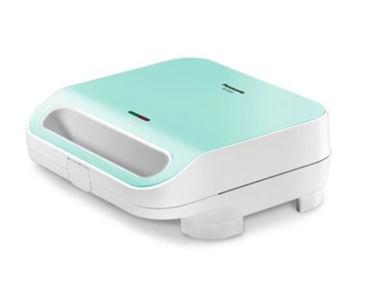 Multi-Function Waffle Maker (Turquoise) NFHW1A