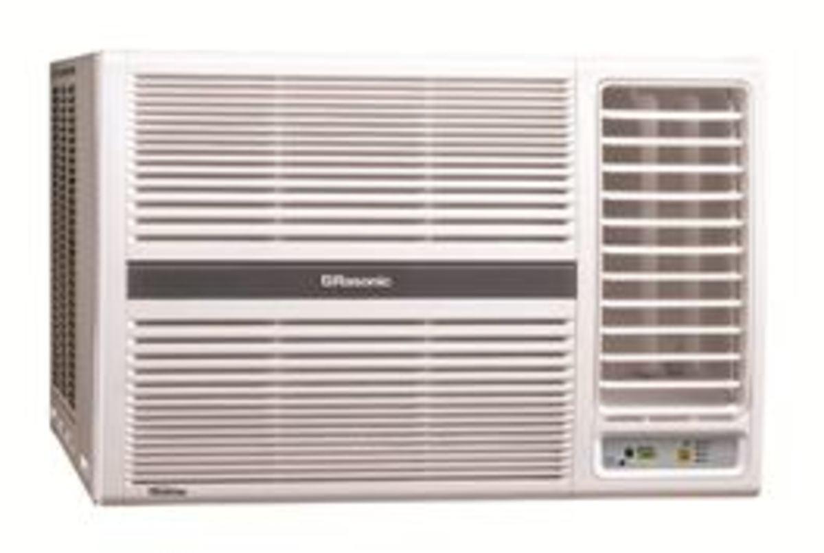 RCHZ120Y Inverter Window Type Heat Pump Air-Conditioner (1.5HP)