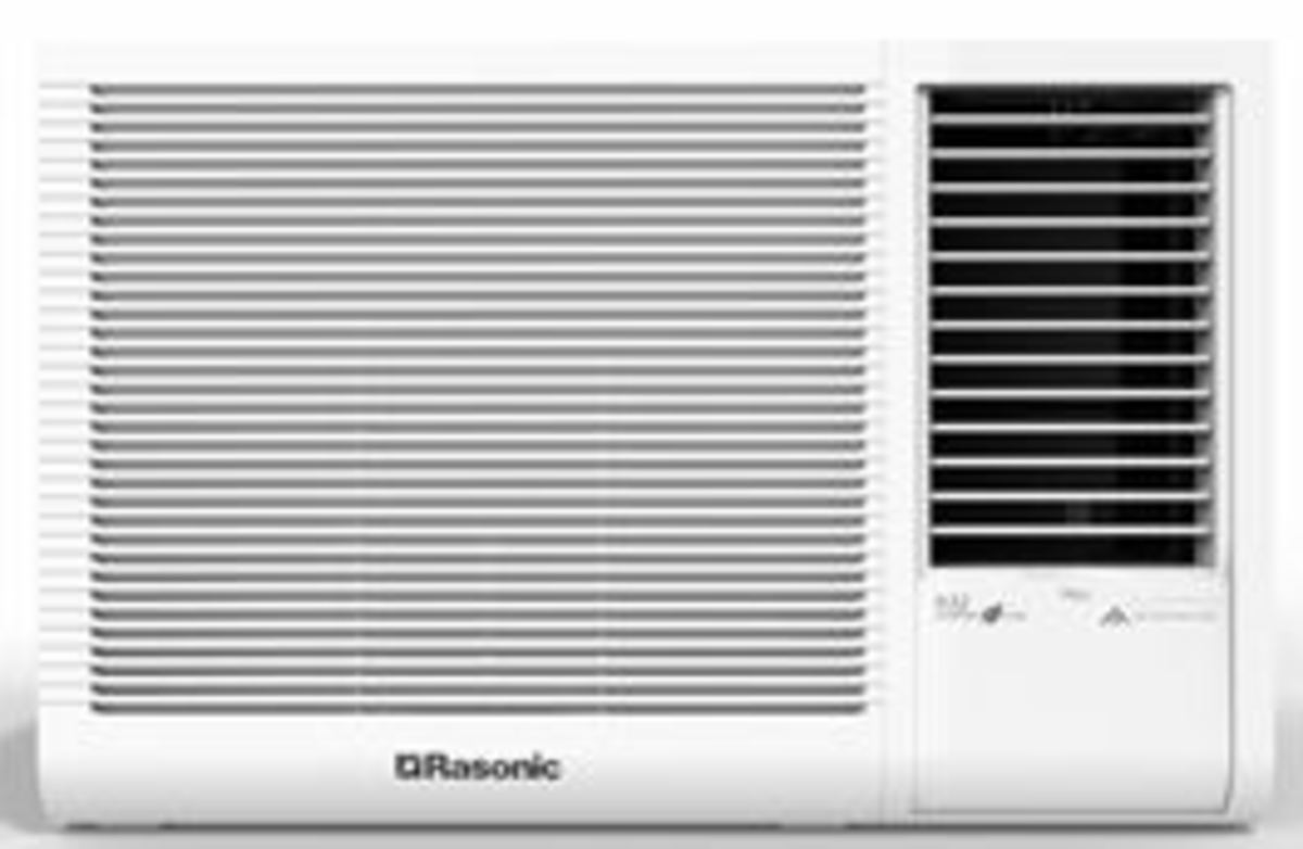 RCN2419E Window Type Air Conditioner (2.5HP)