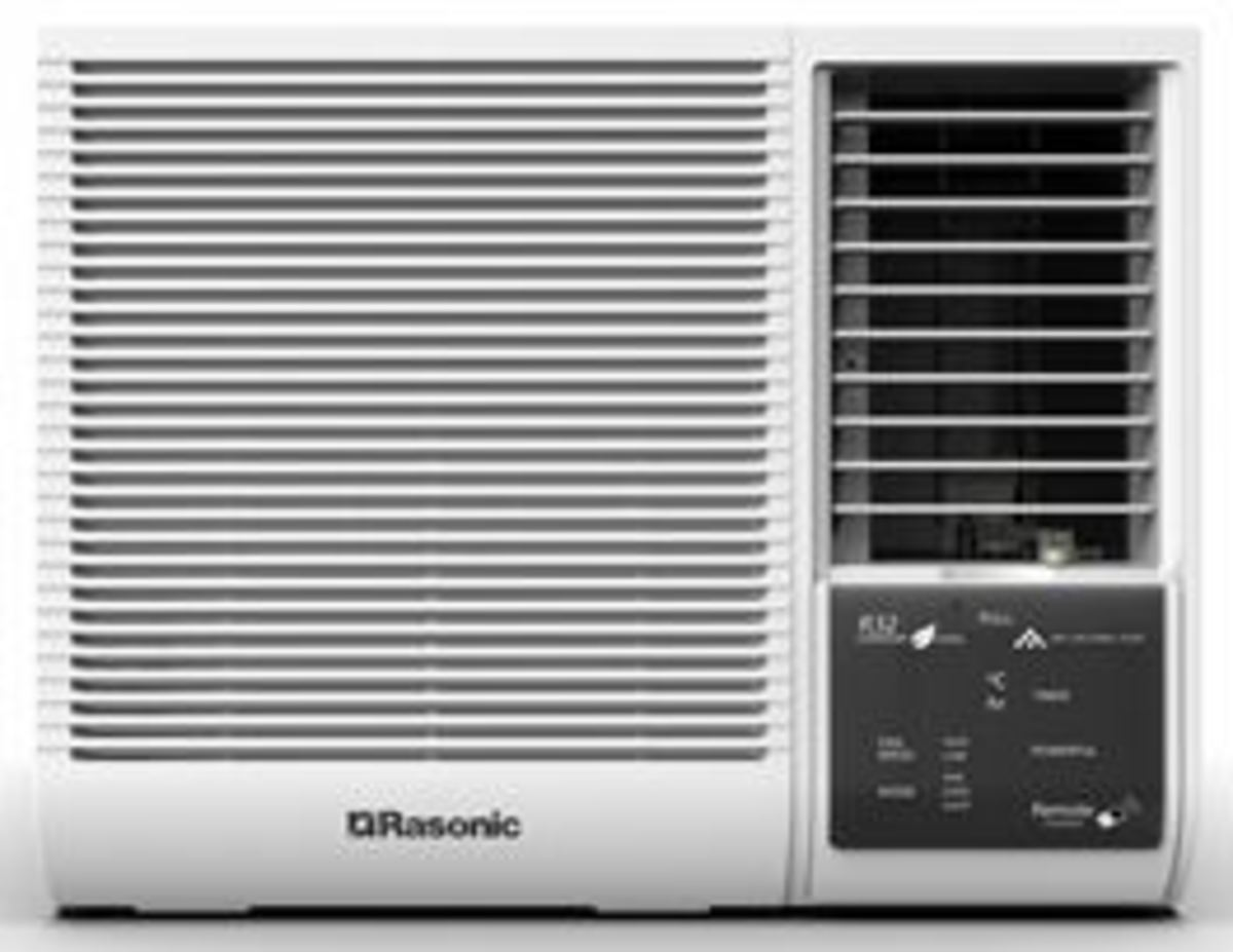 RCXN719J Window Type Air Conditioner (Remote Control Model) (3/4HP)