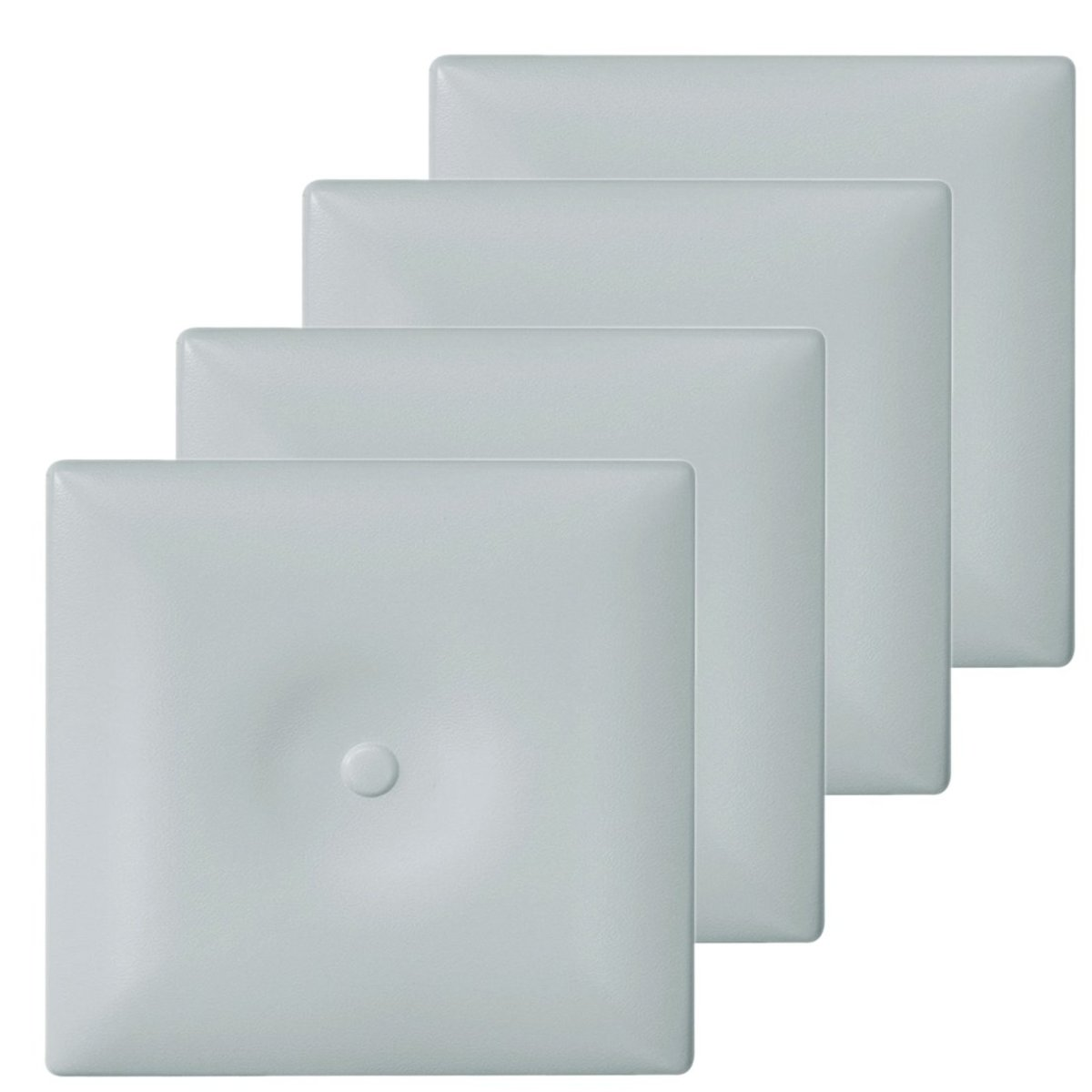 aguard Soft Wall Mat 30x30cm - Grey ( 4pcs)