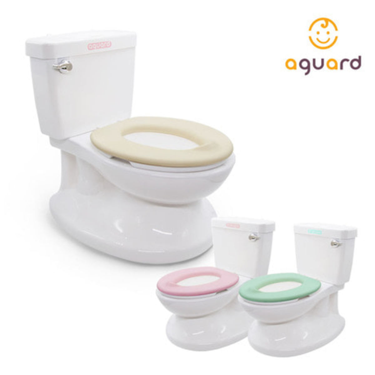 Baby Potty (I CAN DO IT) (MADE IN KOREA) Mint