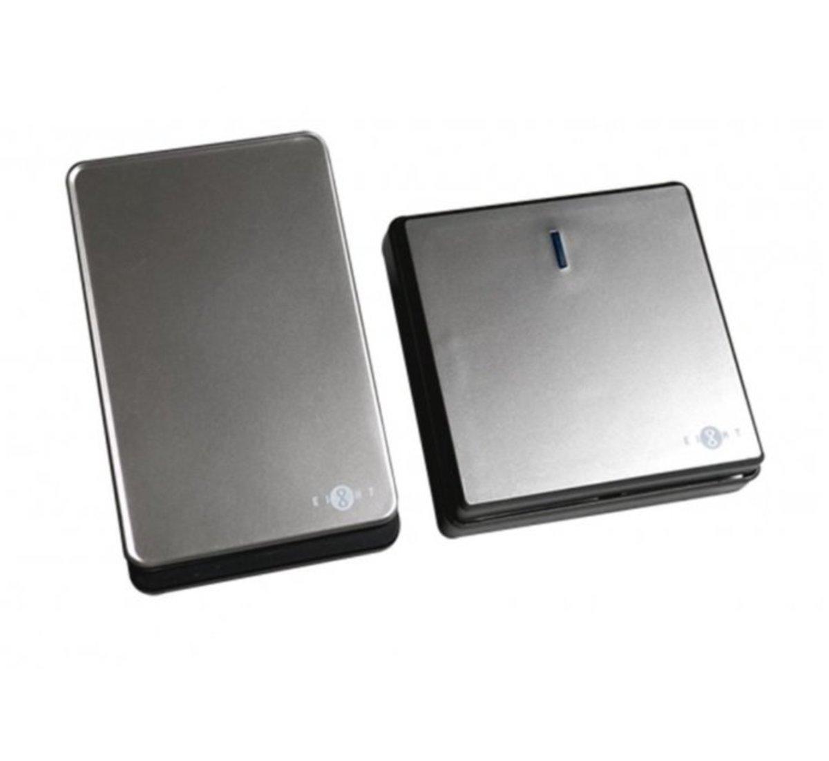 DB-D28-F Waterproof IP44 Plug-in Wireless Digital Doorbell