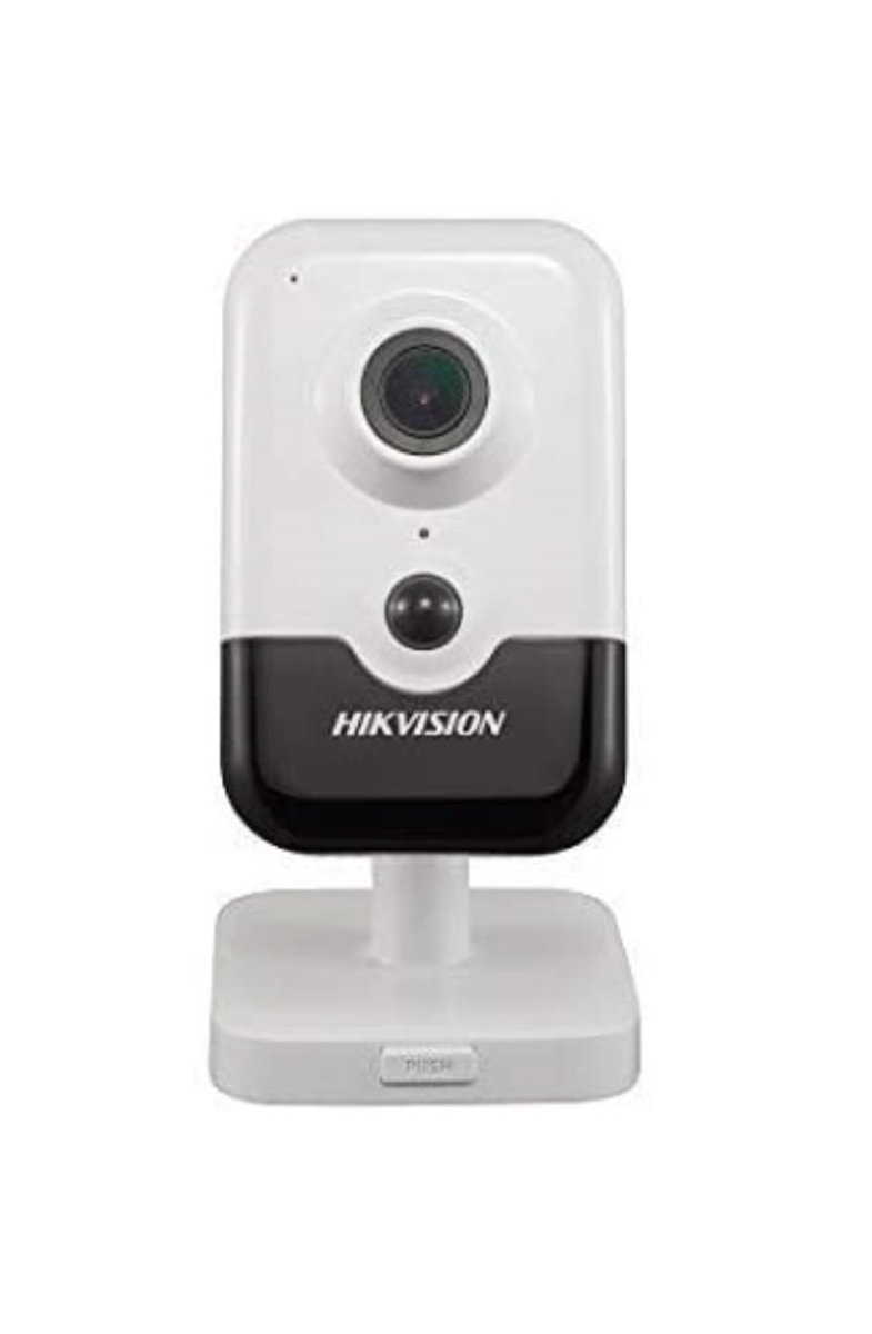 Hikvision Indoor DS-2CD2443G0-IW 4 MP EXIR Fixed Cube Network Camera