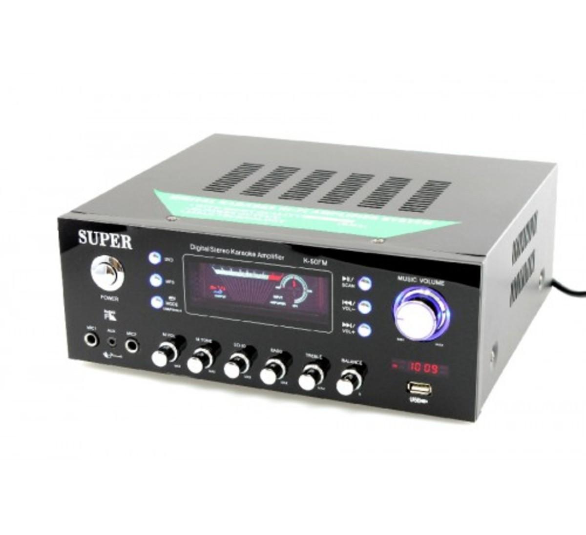 USB FM 擴音機 K-50FM