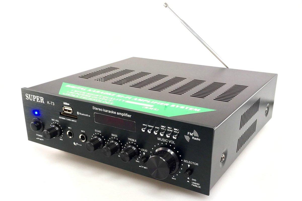 USB FM 擴音機 K-73