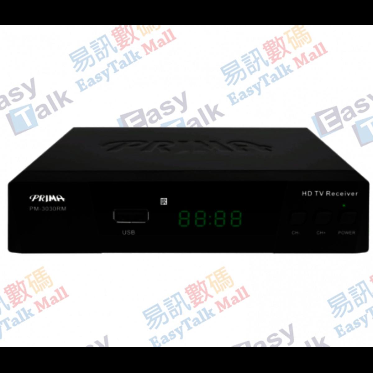 PM-3030RM 全高清數碼機頂盒