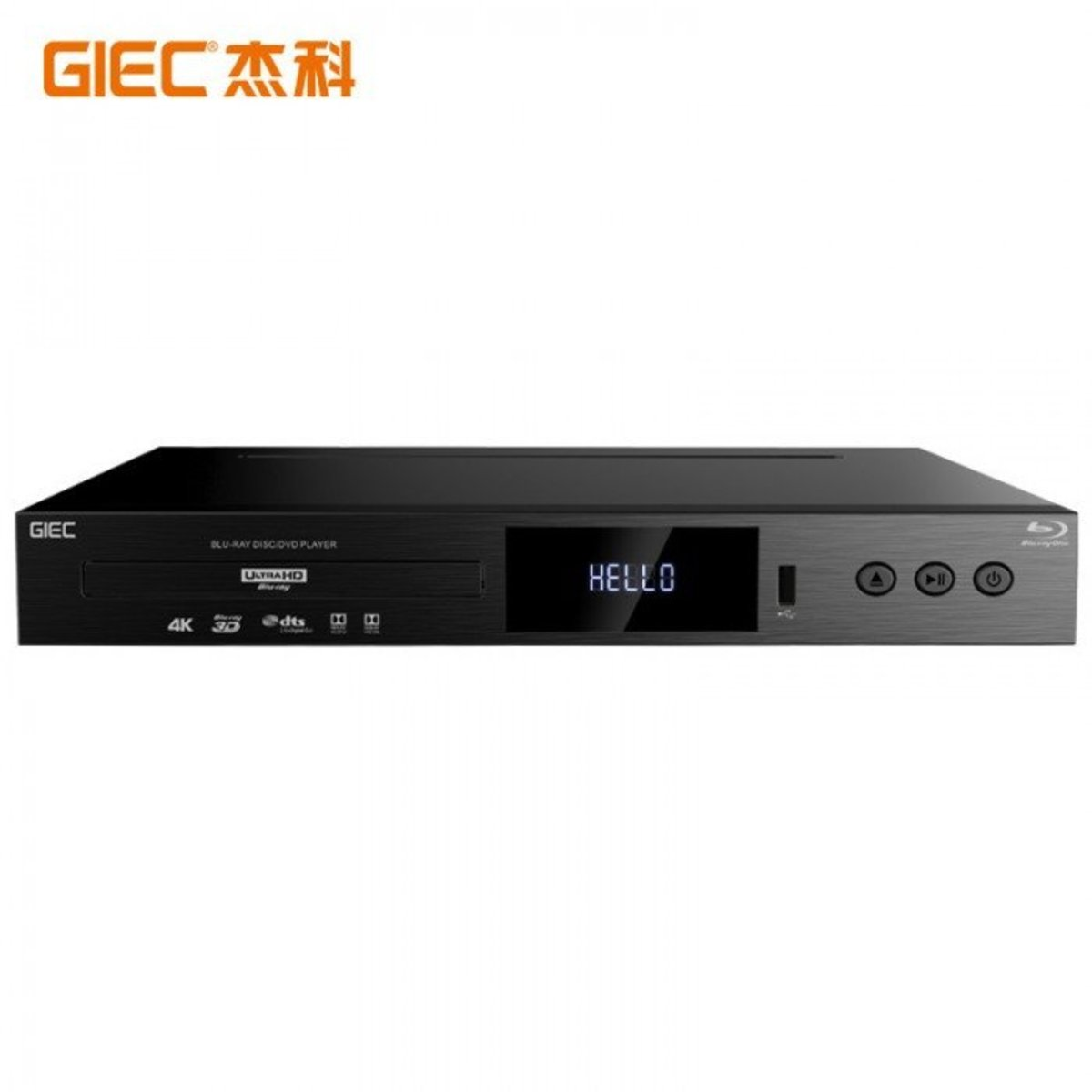 BDP-G5300 true 4K UHD Blu-ray player