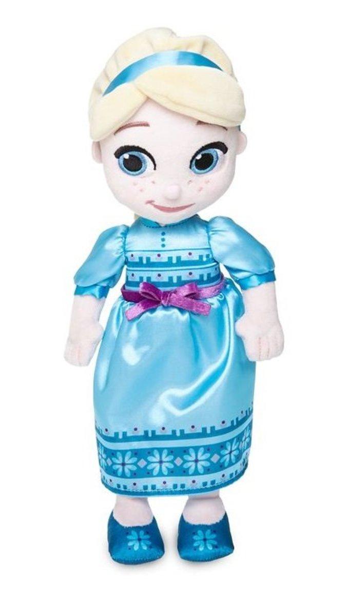 "Disney Frozen Elsa 12"" inches doll"