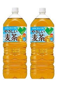 SUNTORY [日本版] 麥茶  2L x 2支  (4901777254763_2)