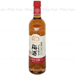 SUNTORY 芳醇梅酒 720ml  (4901777301818)