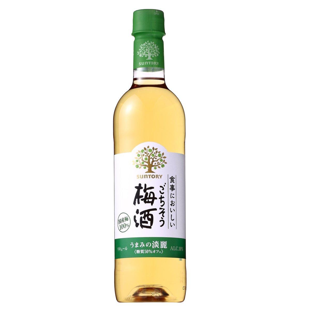 淡麗梅酒 720ml  (4901777301795)