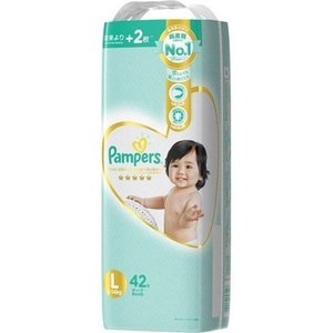 P&G Pampers 9-14kg 嬰兒用 大碼尿片 42片 (4902430900225_1)