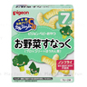 Broccoli and SpinachHigh Calcium Finger Biscuit [For 7months old baby]  (4902508133791_1)