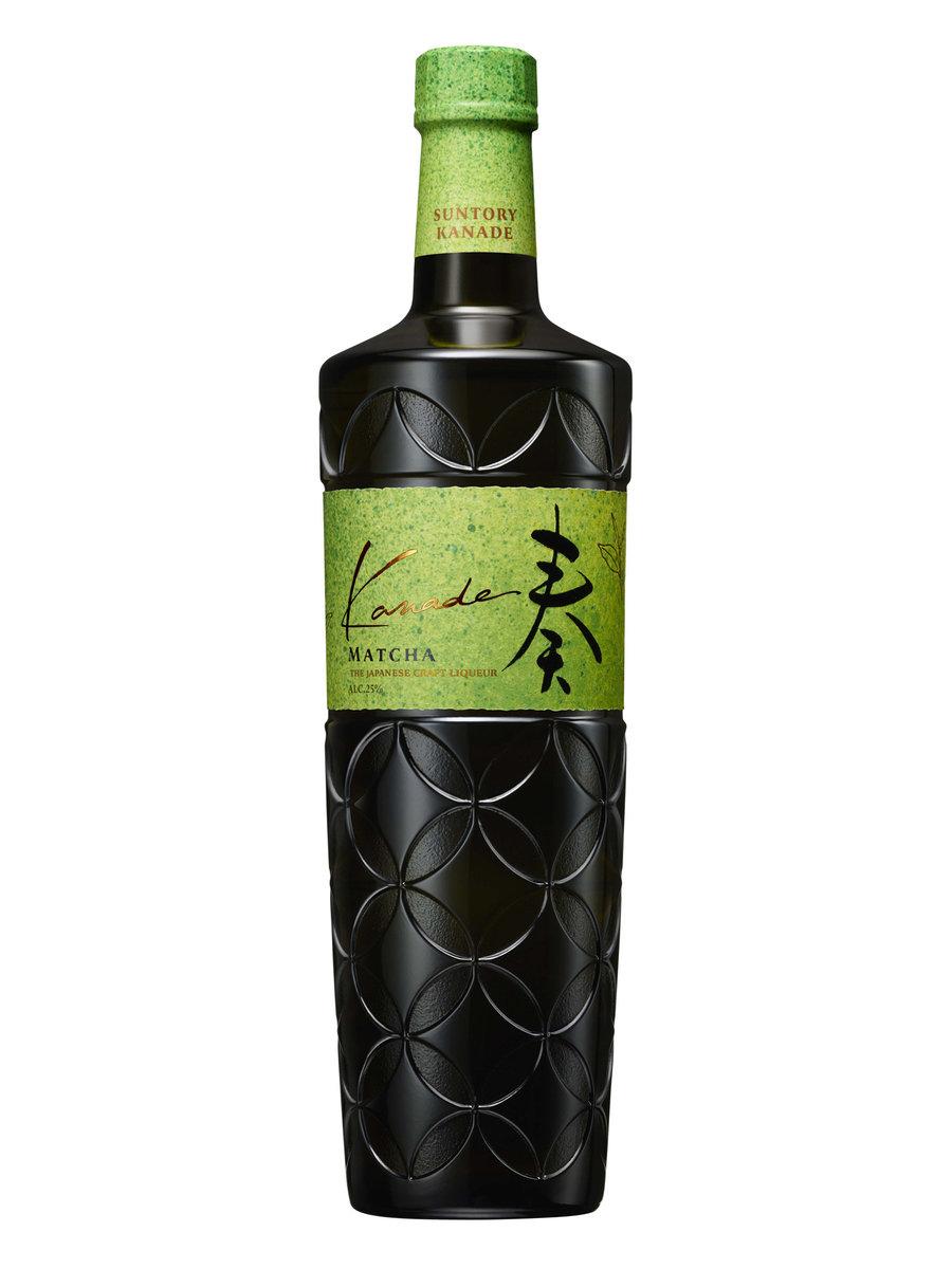奏 Kanade 抹茶 利口酒 700mL  (4901777337466)