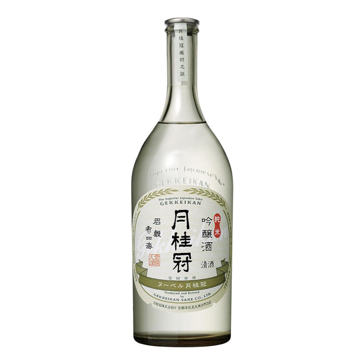 純米吟醸清酒 720m  (4901030056660_1)