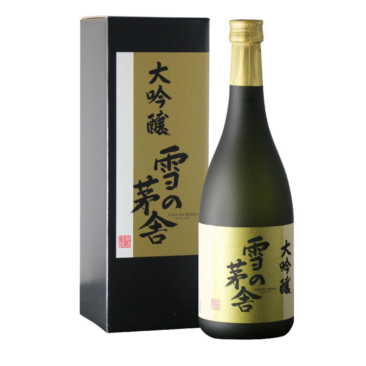 大吟釀(無濾過原酒), 720ml